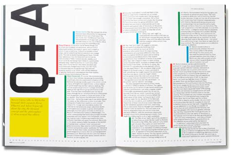 magazine layout hierarchy creating exciting and unusual visual hierarchies