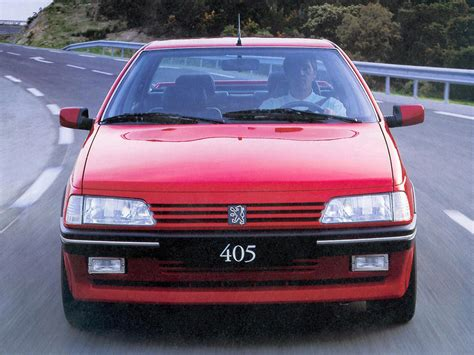 peugeot 405 mi16 1989 peugeot 405 mi 16 4x4 related infomation
