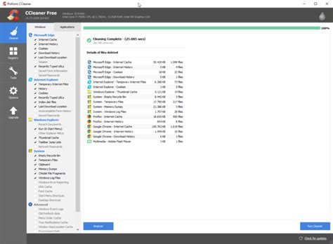 ccleaner vs pulizia disco e registro di windows cleanmypc vs ccleaner
