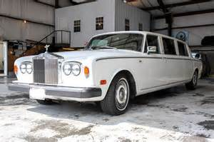 Rolls Royce Limos For Sale 1974 Rolls Royce Silver Shadow Limousine For Sale