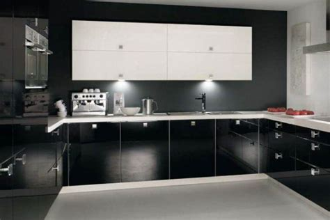 black and kitchen ideas 2014