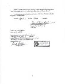 deed of acknowledgement of debt template best photos of sle of notary acknowledgement form