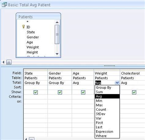 format date field in access query microsoft access query tips and techniques with sql and