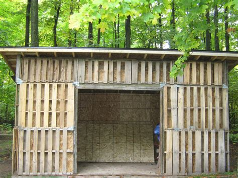 diy pallet shed plans     outdoor