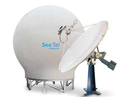 seatel 9497 price ku band and c band satellite antenna system