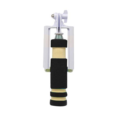 Tongsis Lipat Mini jual monopod mini lipat hitam tongsis harga kualitas terjamin blibli