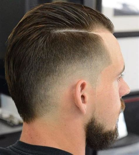 Faux Hawk Fade Haircut For Hairdo Comely Hairstyles