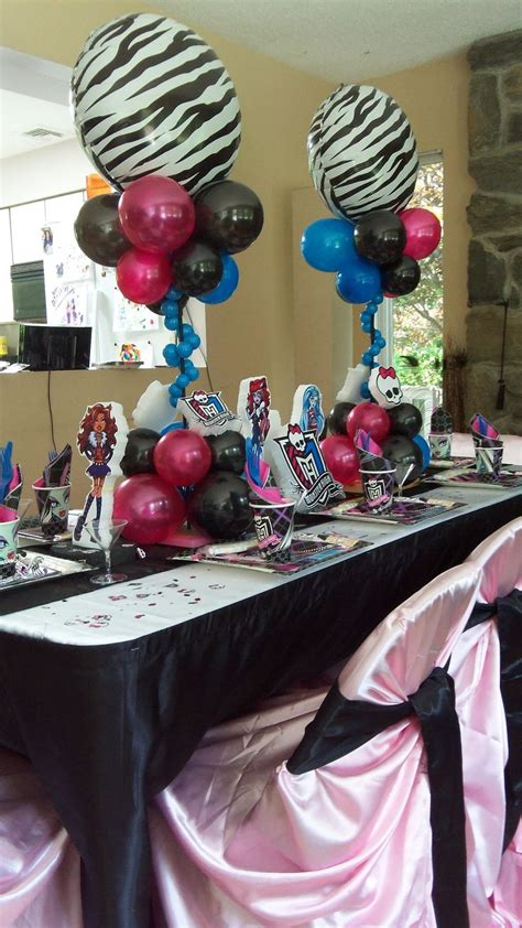 High Birthday Decorations by Best 20 Zebra Centerpieces Ideas On
