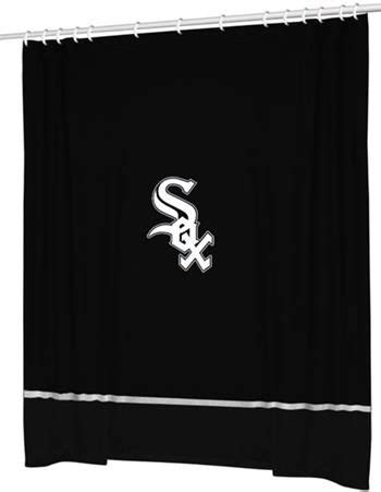 white sox shower curtain 200 best images about chicago white sox memorabilia past