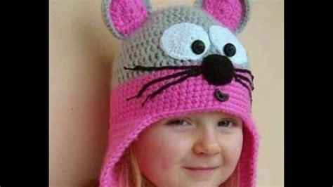 como hacer gorros a crochet para nina modelos de gorros para ni 241 as y ni 241 os tejidos a crochet