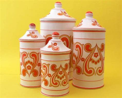 funky kitchen kanister 17 best images about kitchen canisters on jars