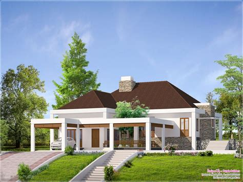 beautiful one story homes kerala beautiful single story houses beautiful pictures of kerala single house designs plans