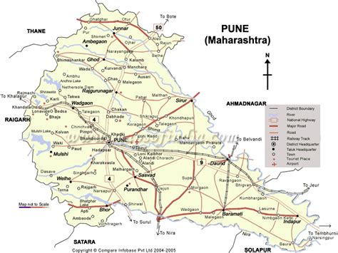 pune in map of india pune map adriftskateshop