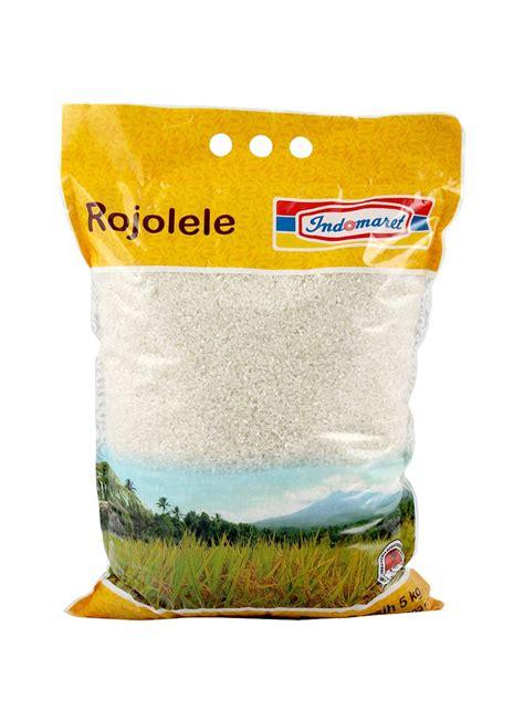 Beras Rojolele 5 Kg indomaret beras rojolele sak 5kg klikindomaret