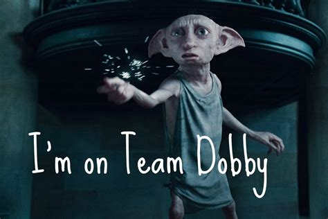 Dobby Friends Quote