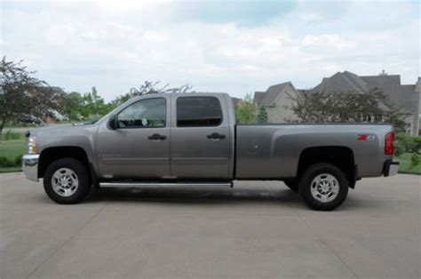 electric and cars manual 2009 chevrolet silverado 2500 lane departure warning buy used 2008 chevy silverado 2500 4wd crew cab long bed lt2 z71 in oswego illinois united