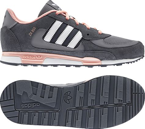 Adidas Zx Sepatu Sneaker Casual Running Sport new adidas zx 850 grey pink casual retro sports trainers shoes ebay
