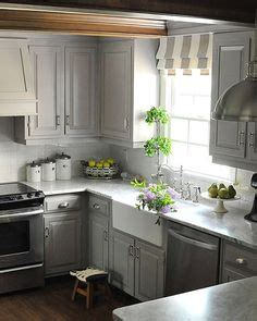 lucido senza handleless style kitchen in graphite dark this gorgeous light french gray sw 0055 kitchen has us
