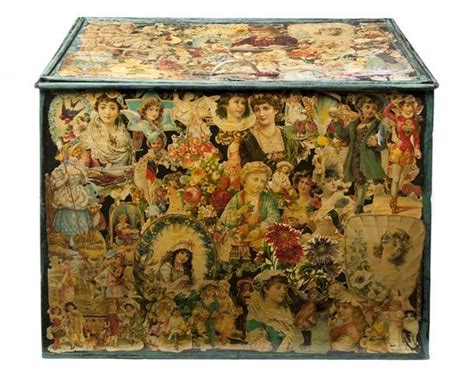 History Of Decoupage - a brief history of decoupage and paper craft
