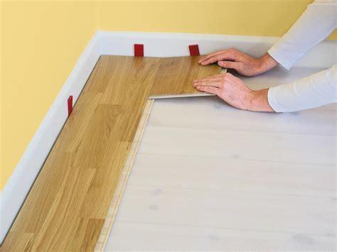 How to Install Click Lock Laminate Flooring   how tos   DIY