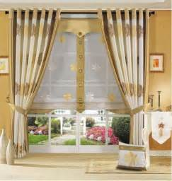 Bow Window Curtains Ideas bow window treatments