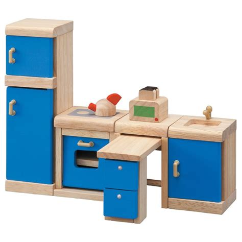 dolls house kitchen furniture plan toys neo kitchen