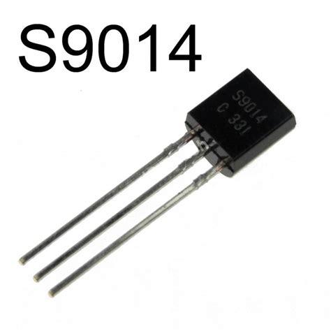 npn transistor ic number s9014 transistor npn robotop lv