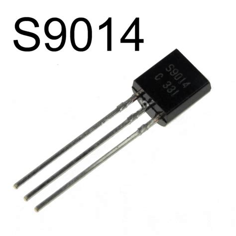 npn transistor no s9014 transistor npn robotop lv