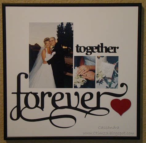 wedding scrapbook layout titles 1000 images about love and marriage scrapbook on