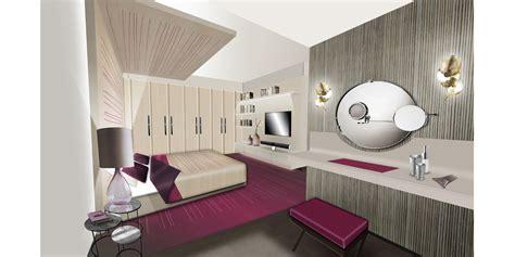 chambre avec coiffeuse mariana prado architecture d int 233 rieur duplex avec terrasse