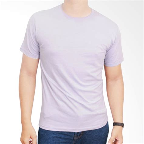 Kaos Polos Custom Pol 08 harga gudang fashion kaos polos panjang o neck abu