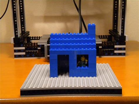 strumming pattern lego house machine made of lego builds anything you want out of