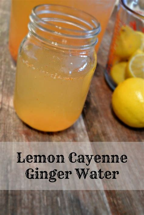 Grapefruit And Cayenne Detox Diet by Lemon Recipe Detox Drinks The O Jays And Detox