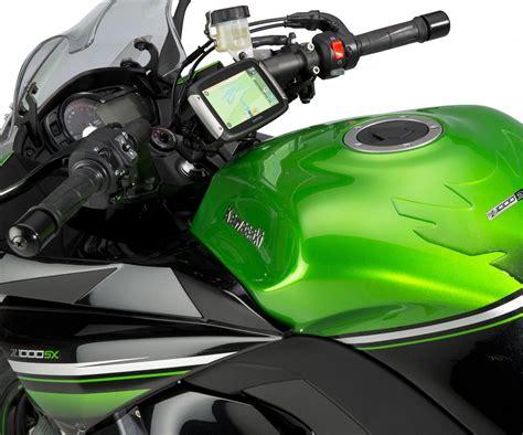 Navi Halterung Motorrad Kawasaki Z1000sx by Kawasaki Motors Europe N V Motorcycles Racing And