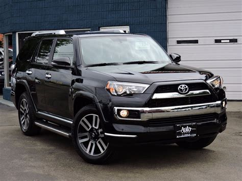 used toyota 4runner limited used 2016 toyota 4runner limited at auto house usa saugus