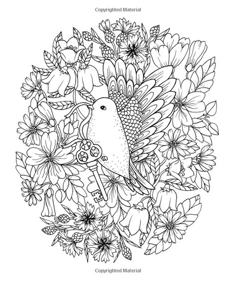 amazon com twilight garden coloring book published in sweden as quot blomstermandala quot gsp trade
