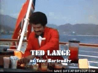 isaac love boat animated gif boat bar tender gif find share on giphy