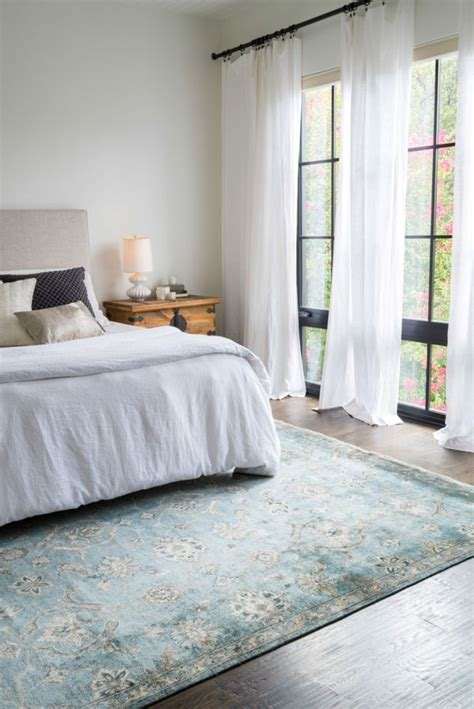 oriental rug bedroom currently craving statement rugs for every space airy