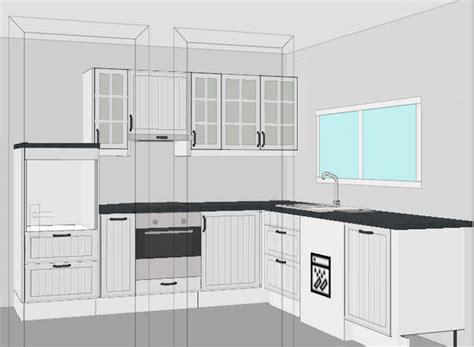 Formidable Ikea Element Haut Cuisine #6: Cuisine-vue-3D.jpg