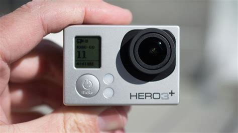 Gopro Gopro 3 Silver New gopro hero3 silver edition review gopro design solid hd cnet