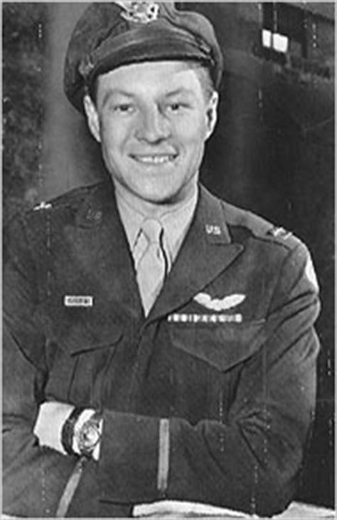 Fred Christensen, 84, U.S. Ace in Europe in World War II