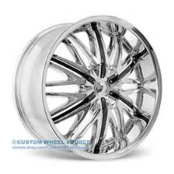 Acura Rims 18 18 Quot Velocity Vw830 Chrome Wheels For Acura Audi Bmw