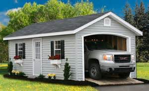 One Car Garage Parent Outdoor Fine Outdoor Structures Furniture Amp Accents