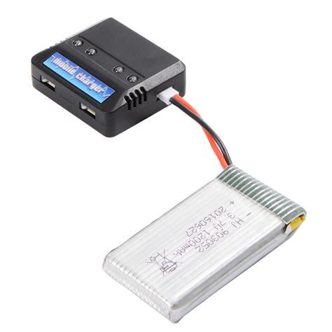 Lipo Battery 3 7v 1200mah Drone Syma X5c X5sc X5sw 2x 4x 1200mah 3 7v lipo akku batterie ladeger 228 t f 252 r syma x5c x5sc drone ebay