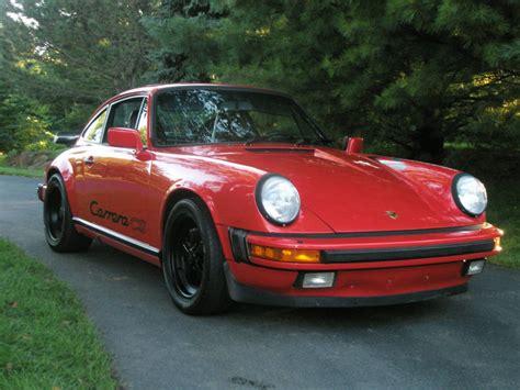 1986 Porsche 911 For Sale 1986 Porsche 911 Clubsport Clone Pelican Parts Technical Bbs