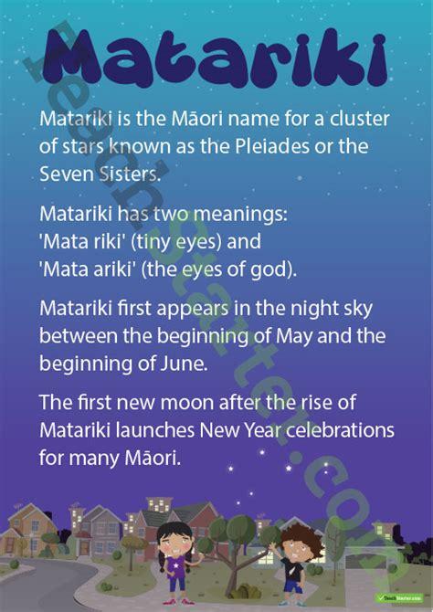 new year story resources matariki worksheets teaching resource teach starter