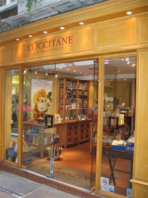Shoo L Occitane l occitane kensington high shopping