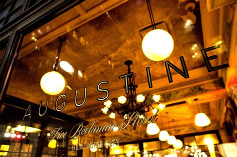New York City Restaurant Gift Cards - augustine home