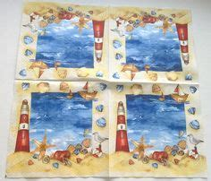 Napkin Decoupagetissue Decoupagelighthouse Sea decoupage napkin marine sea theme beacon and boat by vyazantia decoupage
