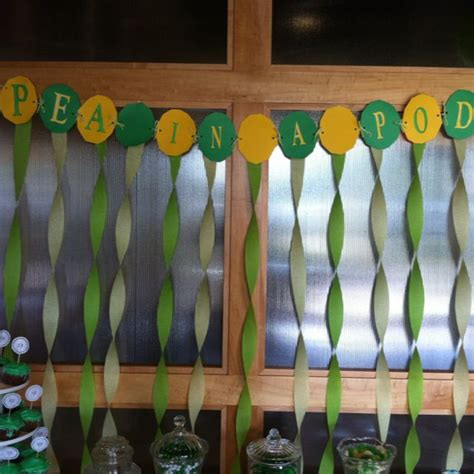 Pea In A Pod Baby Shower by Pea In A Pod Baby Shower Ideas